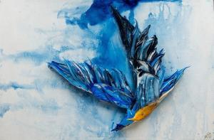 Justin-Gaffrey-a-blue-bird